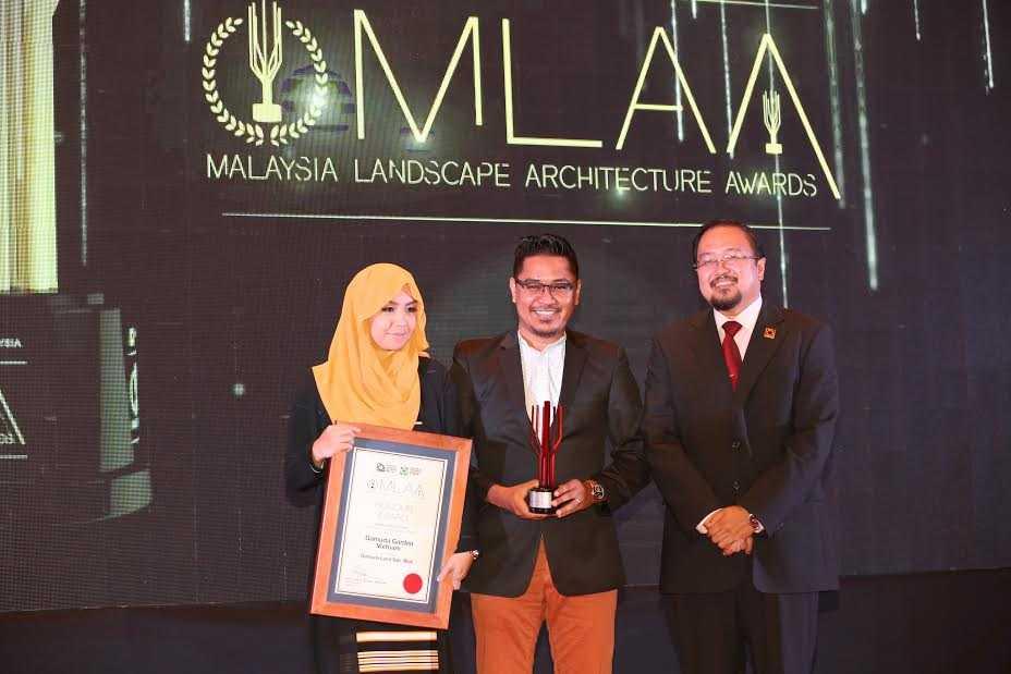 Gamuda Gardens nhan giai thuong kien truc canh quan Malaysia hinh anh 1