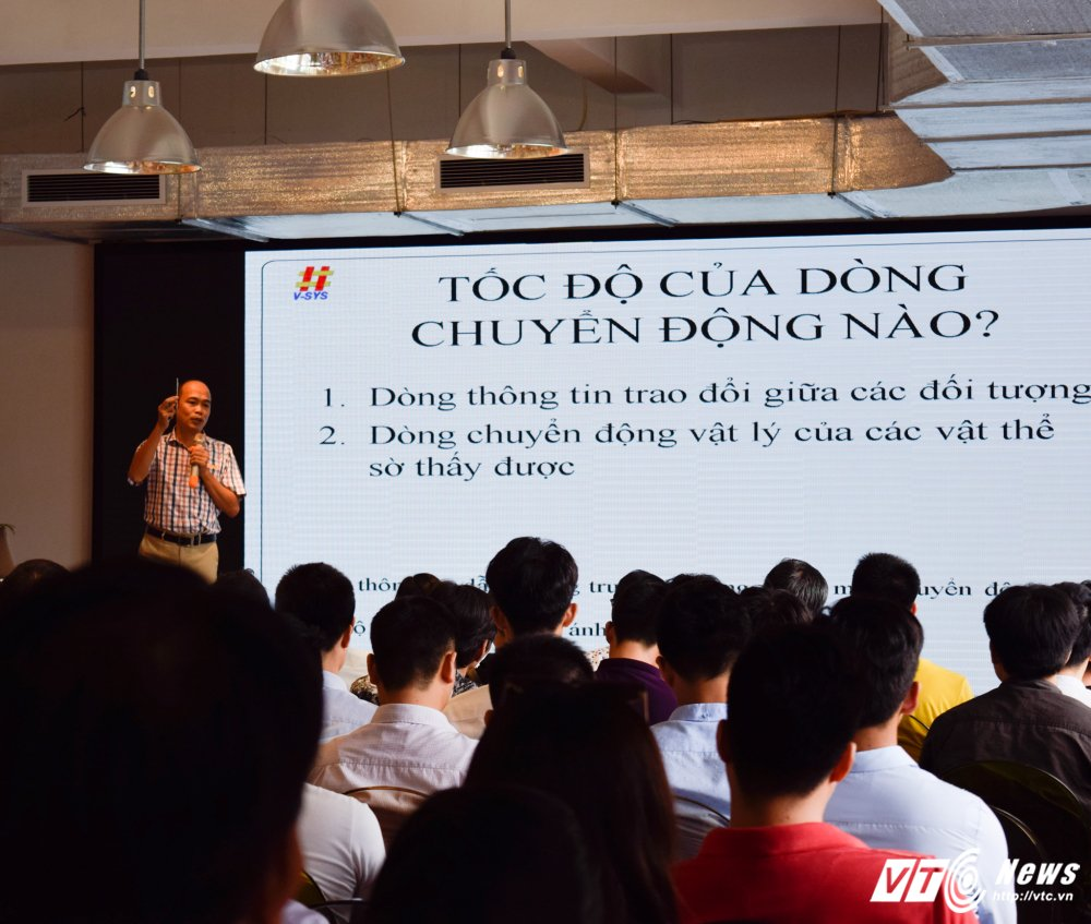 Khoi nghiep kinh doanh va thuong mai hoa tren nen tang cong nghe IoT hinh anh 1