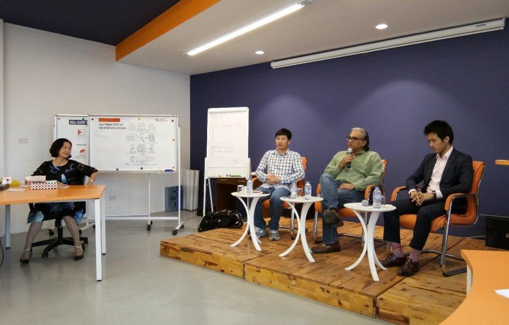 VSV Investor Bootcamp – ket noi dau tu hop tac khoi nghiep hinh anh 2