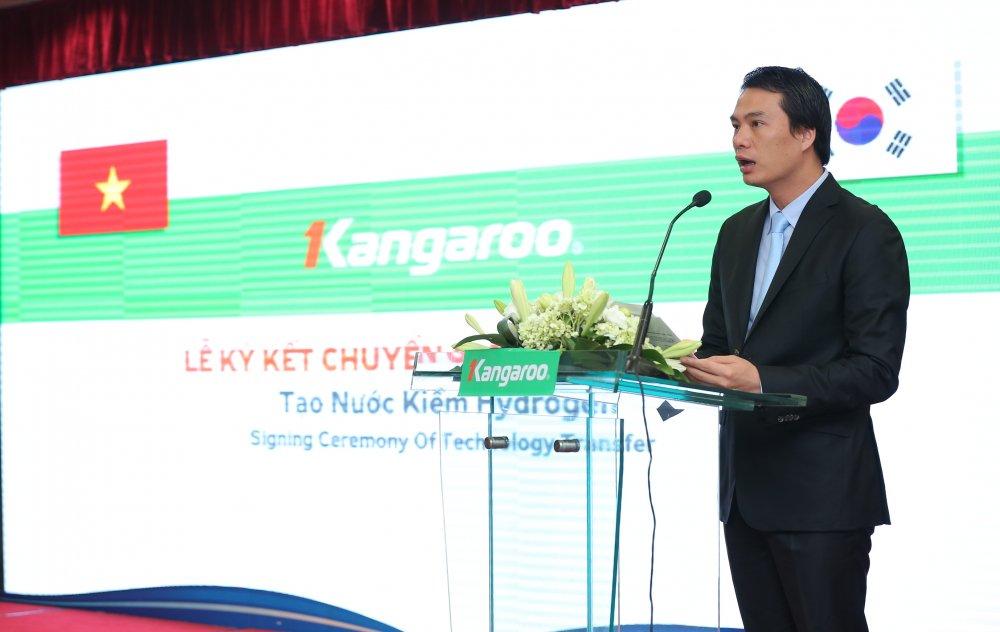 CEO Kangaroo Nguyen Thanh Phuong: Muon dan dat thi truong phai di tien phong hinh anh 3
