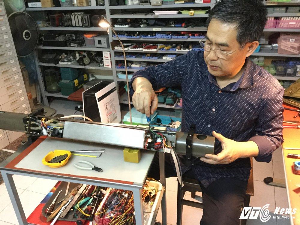 Ung dung thanh cong Dao mo dien cao tan 400W va may Laser CO2 trong benh vien hinh anh 2