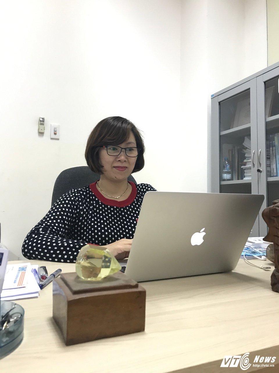 TS Tran Thi Ngoc Dung: Nha khoa hoc nano bac hinh anh 2