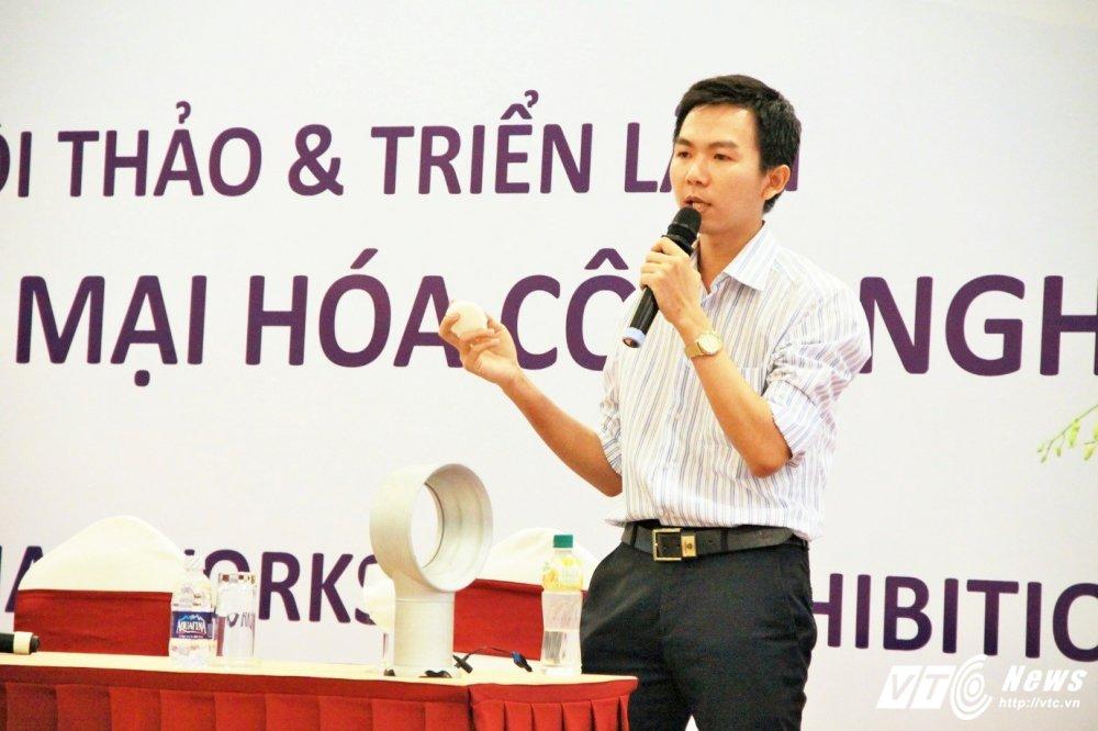 Cong nghe san xuat quat khong canh 'made in Vietnam' hinh anh 2