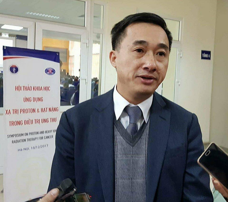 Giam doc Benh vien K Trung uong: Toi 80% nguy co mac benh ung thu vu neu co cac dau hieu nay hinh anh 1