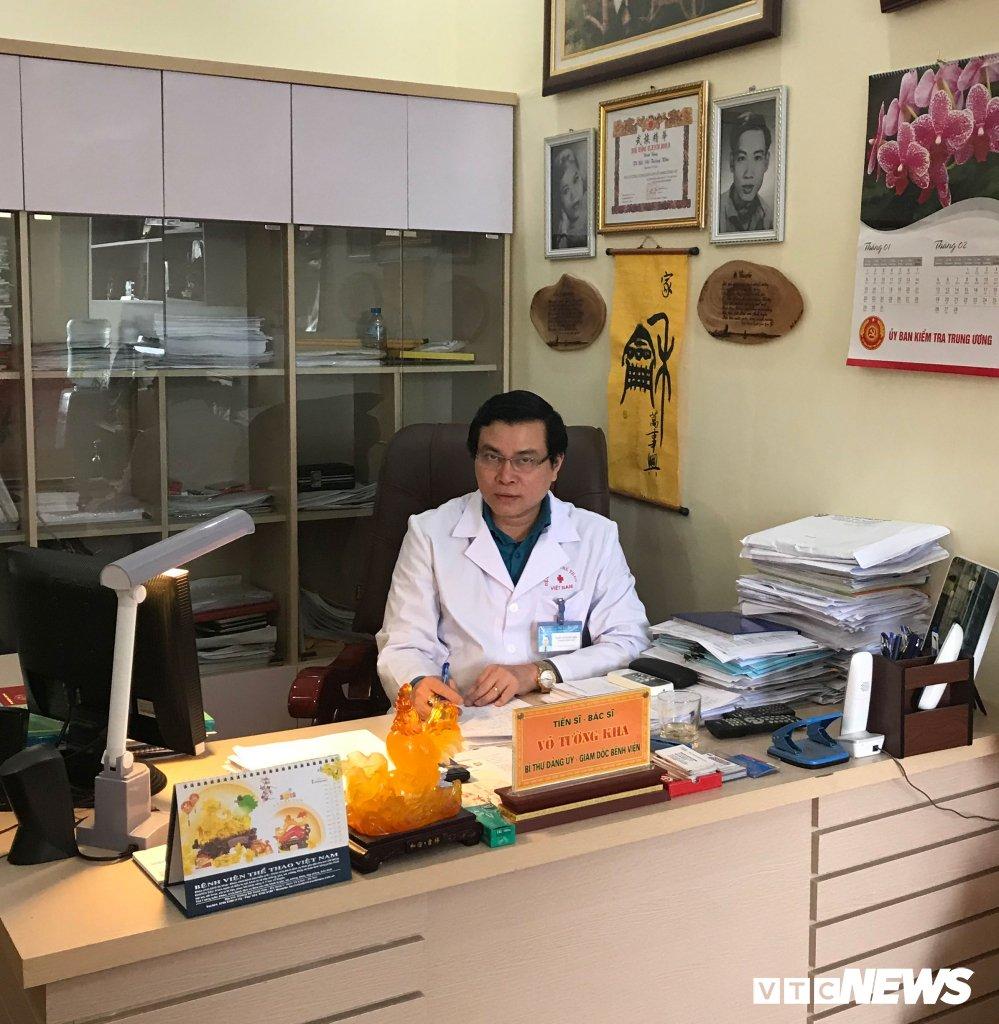 Chuyen gia bat mi tinh hinh suc khoe U23 Viet Nam truoc tran chung ket chieu nay hinh anh 1