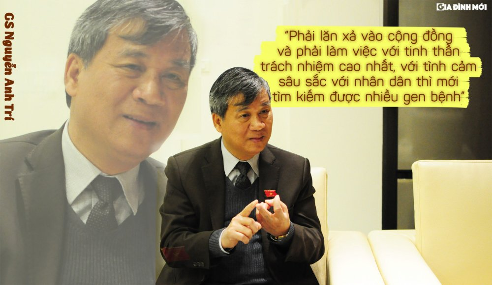 GS Nguyen Anh Tri: 'Phan thuong cao quy nhat la tinh cam chan thanh cua benh nhan, hoc tro, nhan vien' hinh anh 4