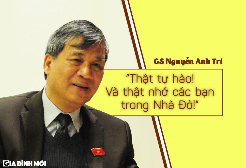 GS Nguyen Anh Tri: 'Phan thuong cao quy nhat la tinh cam chan thanh cua benh nhan, hoc tro, nhan vien' hinh anh 5