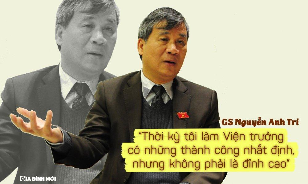 GS Nguyen Anh Tri: 'Phan thuong cao quy nhat la tinh cam chan thanh cua benh nhan, hoc tro, nhan vien' hinh anh 9
