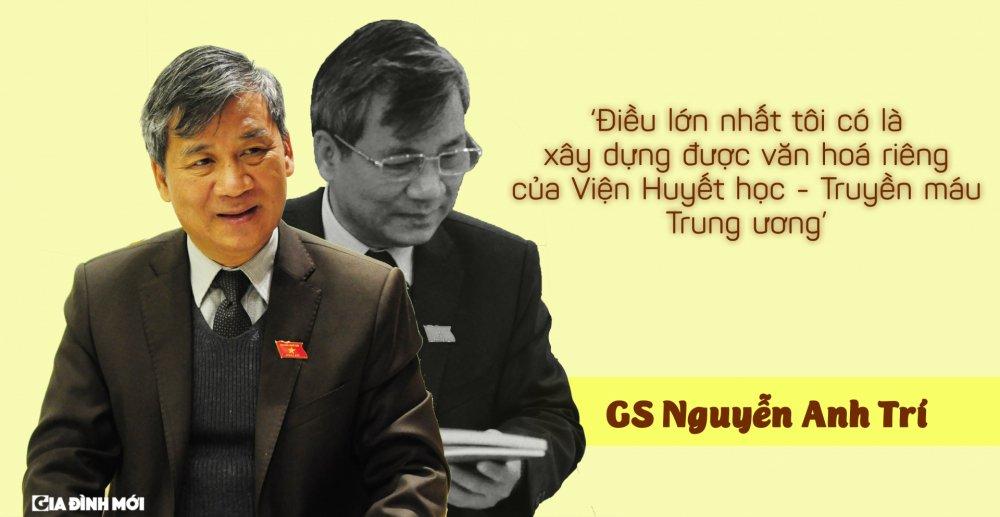 GS Nguyen Anh Tri: 'Phan thuong cao quy nhat la tinh cam chan thanh cua benh nhan, hoc tro, nhan vien' hinh anh 1