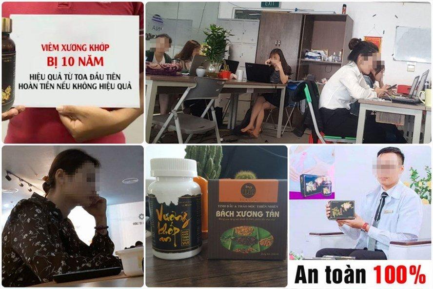 Bo Y te thu hoi 17 giay chung nhan ve sinh an toan thuc pham va quang cao cua Cong ty Dong Nam Duoc hinh anh 1