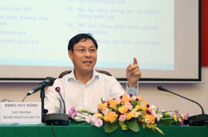 Thu truong Bo KH&DT: 'Chung toi da gop y, phan doi cach lam BOT nhung khong ai nghe' hinh anh 1