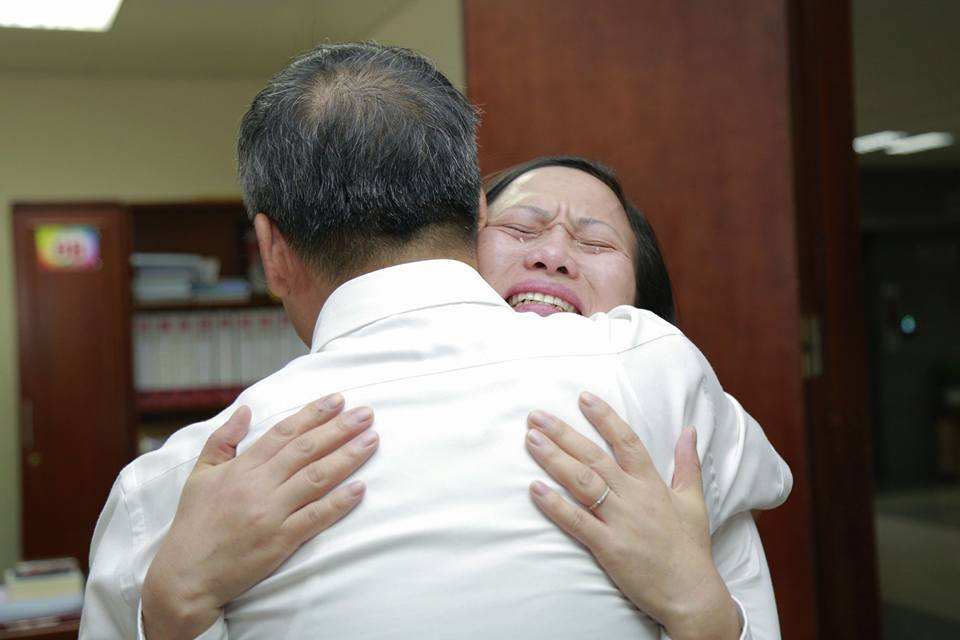 Nghen ngao buoi giao ban cuoi cung cua Giao su Nguyen Anh Tri truoc ngay nghi huu hinh anh 13
