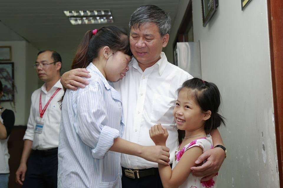 Nghen ngao buoi giao ban cuoi cung cua Giao su Nguyen Anh Tri truoc ngay nghi huu hinh anh 14
