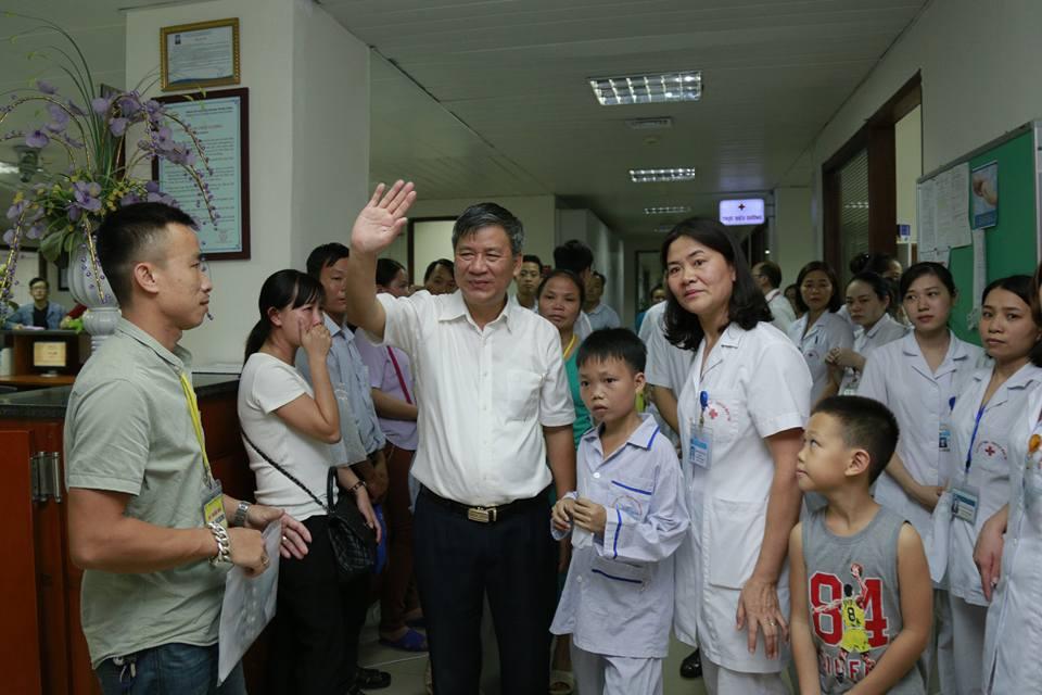 Nghen ngao buoi giao ban cuoi cung cua Giao su Nguyen Anh Tri truoc ngay nghi huu hinh anh 15