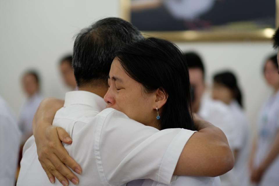 Nghen ngao buoi giao ban cuoi cung cua Giao su Nguyen Anh Tri truoc ngay nghi huu hinh anh 7