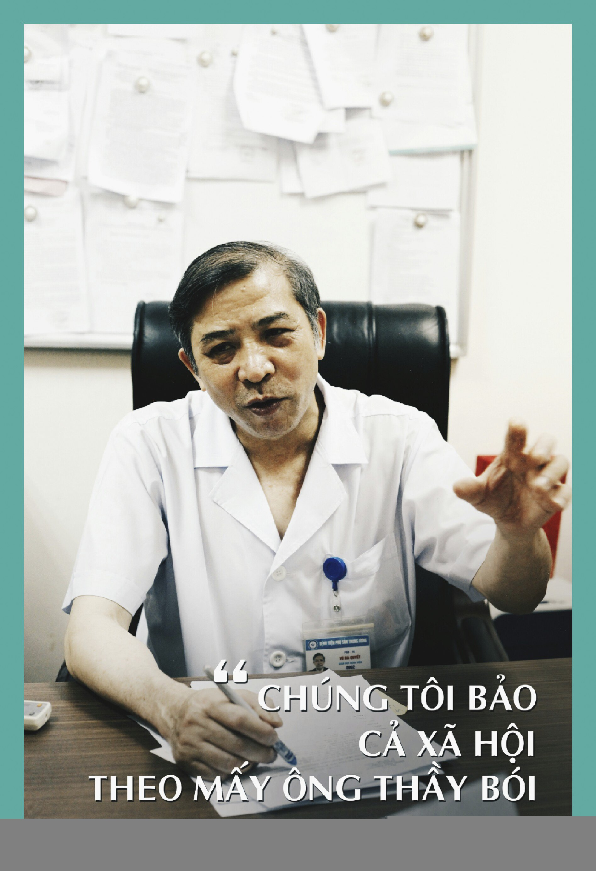 Giam doc Benh vien Phu san Trung uong bat mi hang loat chuyen 'lam dep cho phu nu' hinh anh 2