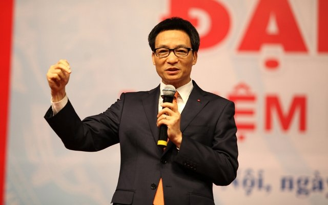 Pho Thu tuong Vu Duc Dam: Dung so y tuong khoi nghiep lac long hinh anh 1
