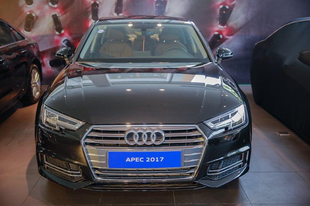 Cach mua xe Audi phuc vu APEC 2017 duoc ban 'thanh ly' the nao hinh anh 1