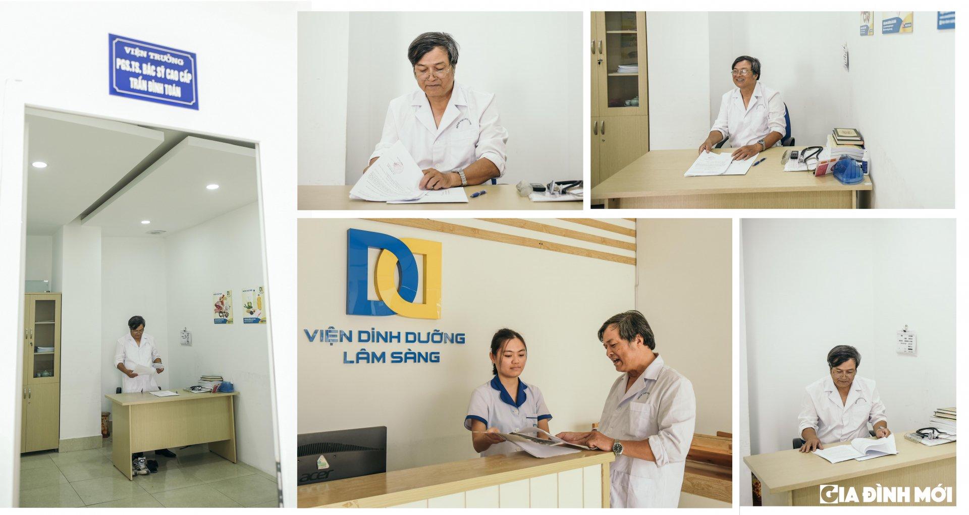 Nguyen Truong khoa Dinh duong benh vien Huu Nghi: 'Toi thich di cho va say sua voi cong viec do' hinh anh 7