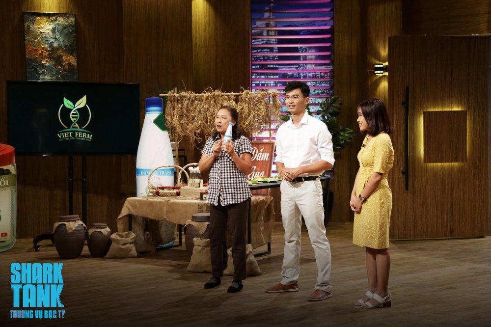 Shark Tank Startup: Startup Tran Tam Phuong nhan duoc so tien dau tu  4 ty dong hinh anh 1