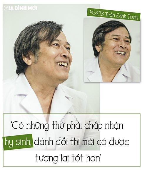 Nguyen Truong khoa Dinh duong benh vien Huu Nghi: 'Toi thich di cho va say sua voi cong viec do' hinh anh 3