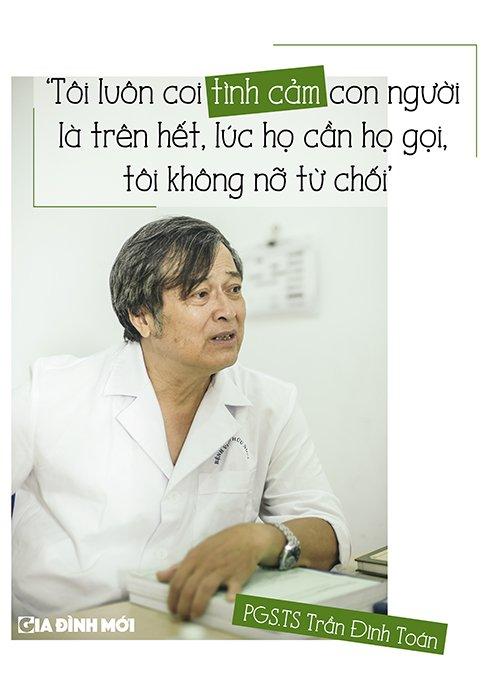 Nguyen Truong khoa Dinh duong benh vien Huu Nghi: 'Toi thich di cho va say sua voi cong viec do' hinh anh 5