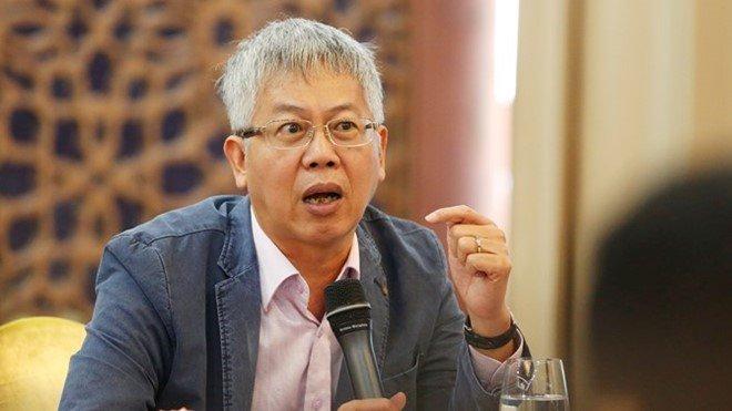 TS. Nguyen Duc Kien: Hay coi ngan hang yeu kem nhu co gai benh tat muon ga duoc chong hinh anh 1