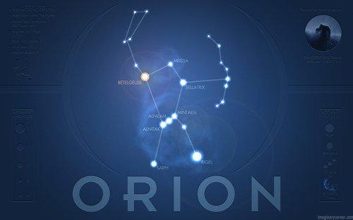 Them thong tin thu vi ve chom sao Orion gay sot  hinh anh 1
