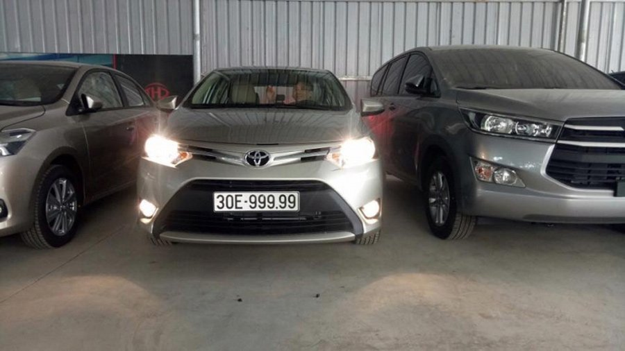 Boc duoc bien 'ngu quy', Toyota Vios ban gap 3 lan gia mua hinh anh 2