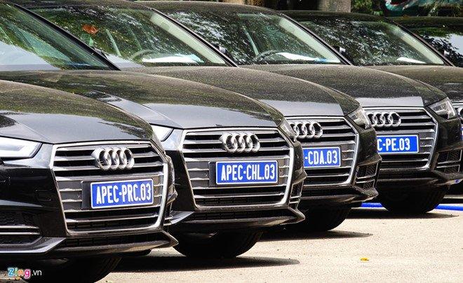 Thanh ly xe Audi mang danh xe APEC: Tong cuc Hai quan noi gi? hinh anh 2