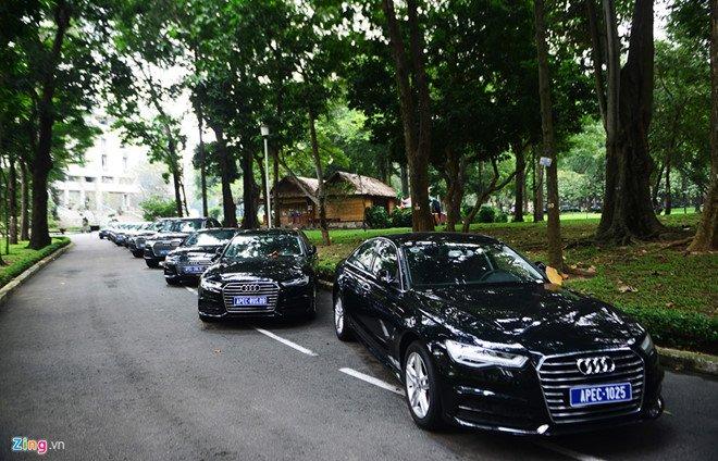 Thanh ly xe Audi mang danh xe APEC: Tong cuc Hai quan noi gi? hinh anh 1