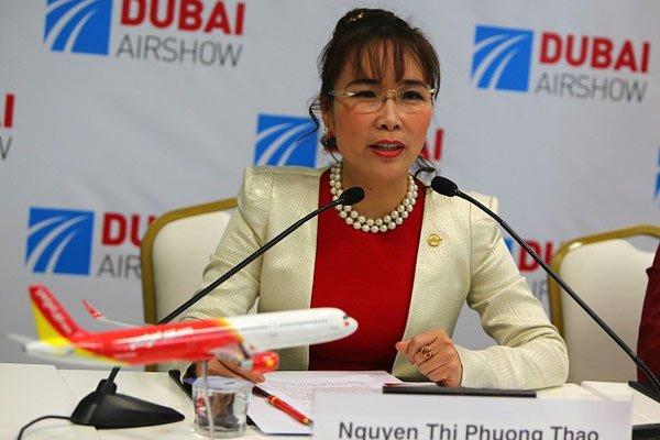 Them 300 trieu USD, ty phu Nguyen Thi Phuong Thao bo xa Hillary Clinton hinh anh 1