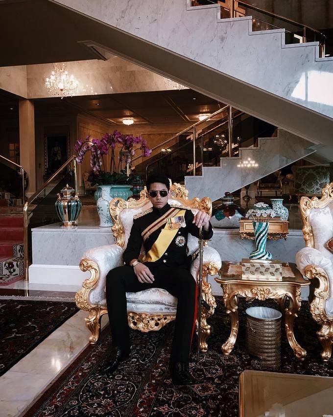 Cuoc song sieu sang cua hoang tu Brunei hinh anh 1