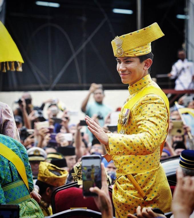 Cuoc song sieu sang cua hoang tu Brunei hinh anh 17