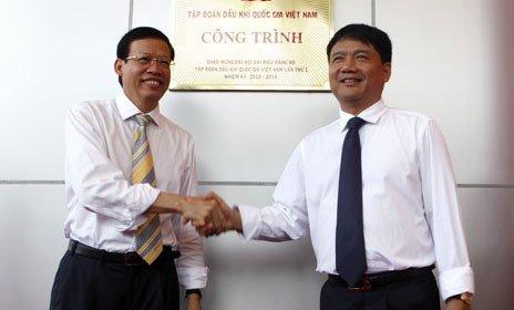 Nhin lai buoc thang tien cua nguyen Tong giam doc PVN Phung Dinh Thuc vua bi khoi to hinh anh 1