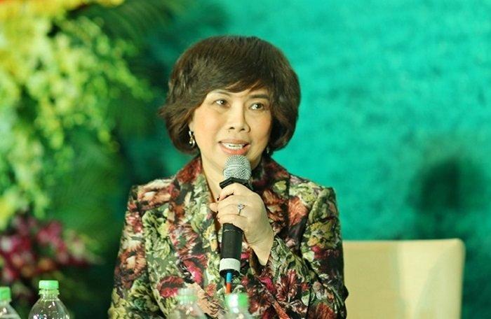 Ba Thai Huong roi 'ghe' Chu tich TH True Milk, chon lam CEO BacABank hinh anh 1