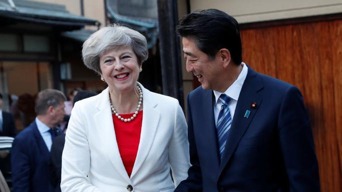 Roi EU, Anh 'danh tieng' gia nhap TPP hinh anh 1