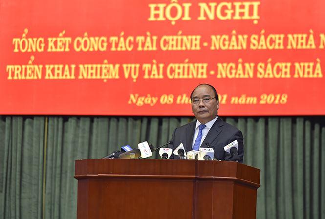Thu tuong Nguyen Xuan Phuc: Nhom loi ich 'lam phep' voi tai san cong hinh anh 1