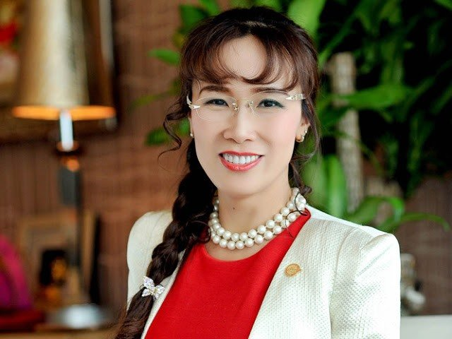 Ba Nguyen Thi Phuong Thao sap nhan 120 ty dong co tuc Vietjet hinh anh 1