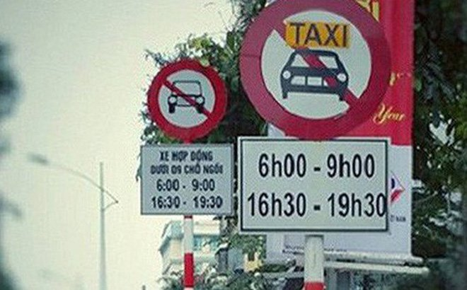 Cam 11 tuyen duong chinh, nhieu tai xe Uber, Grab Ha Noi bo nghe? hinh anh 1