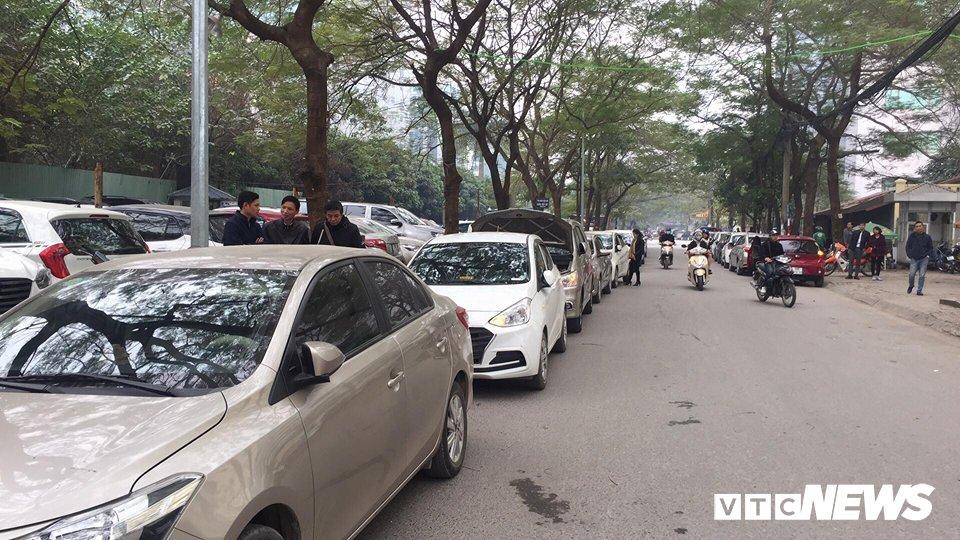 Hang tram tai xe Uber, Grab dong loat bieu tinh doi hang giam chiet khau hinh anh 5