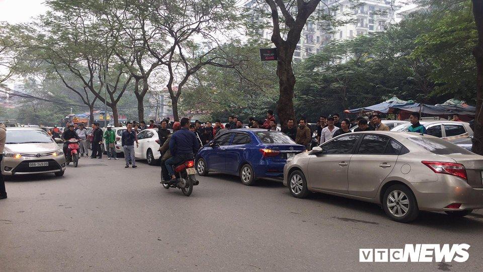 Hang tram tai xe Uber, Grab dong loat bieu tinh doi hang giam chiet khau hinh anh 3
