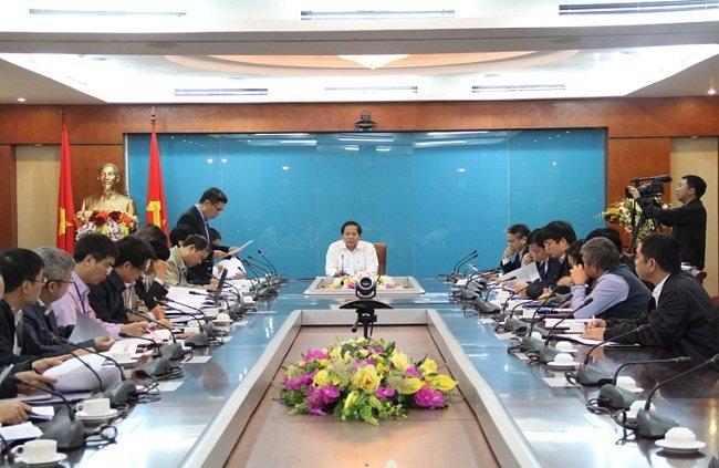 Ong Truong Minh Tuan lam truong Ban chi dao co phan hoa VNPT hinh anh 1
