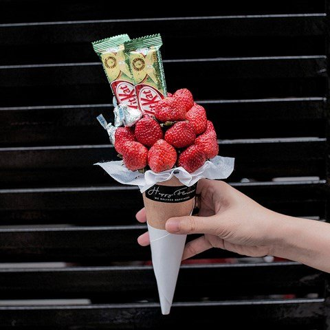 Bo hoa hong gia 65 trieu dong dai gia mua tang vo dip Valentine co gi dac biet? hinh anh 2