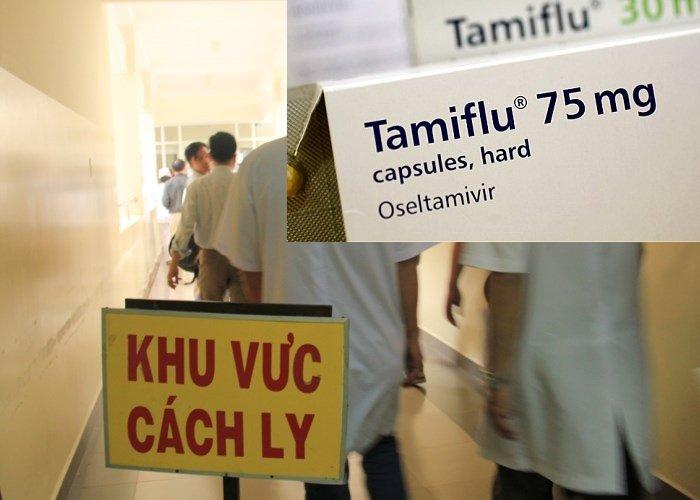 Bo Y te trieu tap hop khan phong dich cum: Canh bao 'sot' gia thuoc tri cum Tamiflu can Tet hinh anh 1