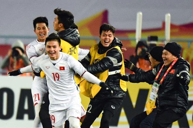 U23 Viet Nam chinh thuc duoc chia thuong, Quang Hai nhan 1,8 ty dong hinh anh 1
