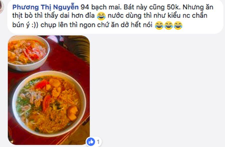 'Chat chem' dau nam: 150.000 dong/bat bun via he hinh anh 2