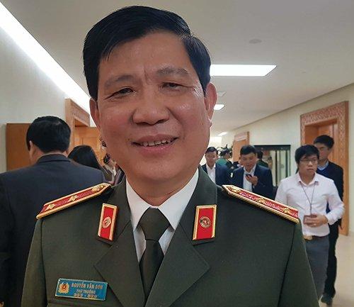 Thu truong Cong An: Khong cho phep chuyen nhuong bien so xe dep hinh anh 1
