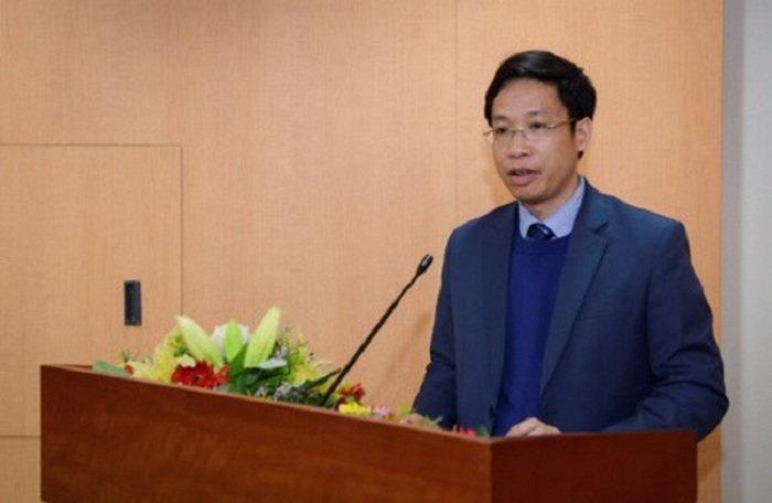 Ong Nguyen Phi Lan lam Vu truong Vu Giam sat an toan he thong ngan hang hinh anh 1