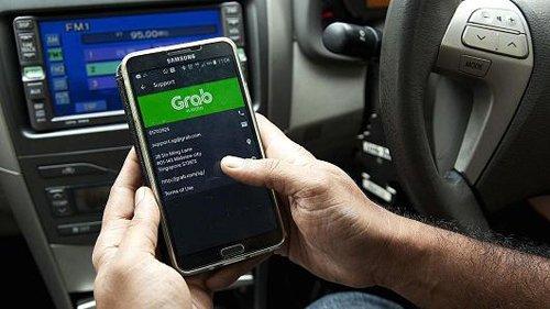 Noi lo Grab thao tung gia taxi khi khong con Uber hinh anh 1